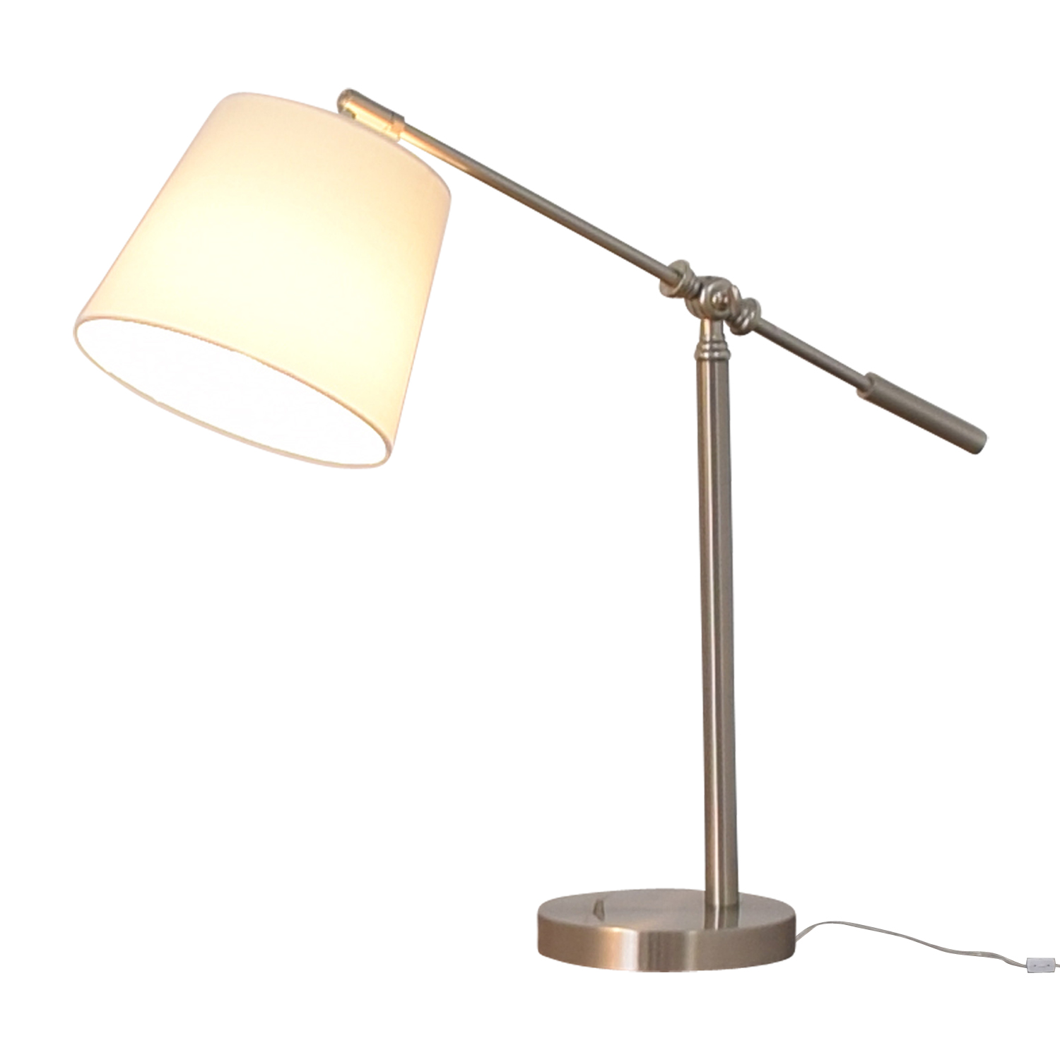 buy Wayfair Sarina Chrome Desk Lamp Wayfair Decor