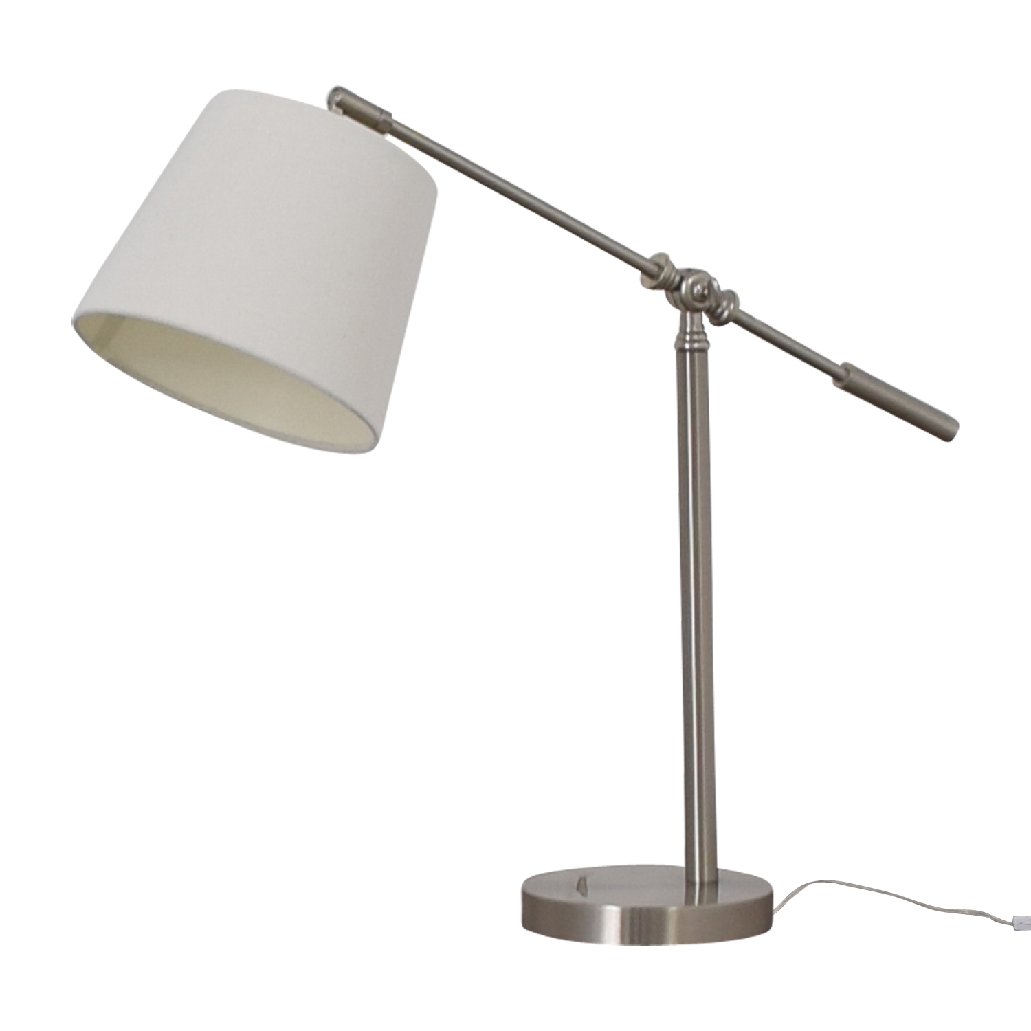 buy Wayfair Sarina Chrome Desk Lamp Wayfair
