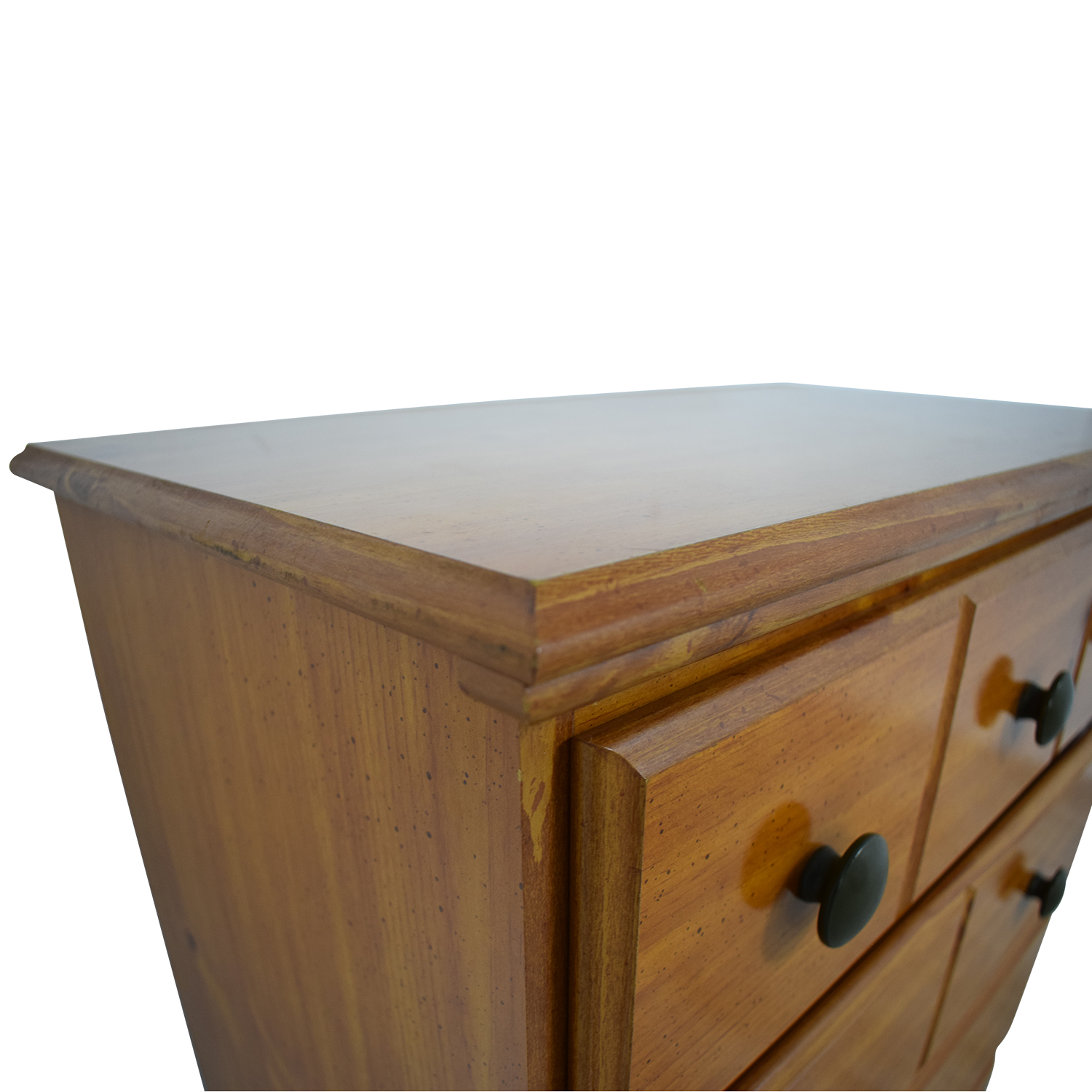 buy Chestnut Four-Drawer Chest of Drawers  Dressers