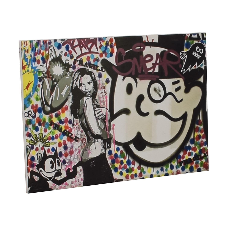 Alec Monopoly Artwork nyc