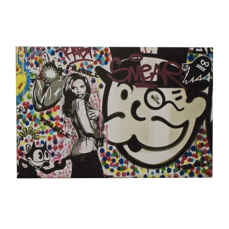 Alec Monopoly Artwork