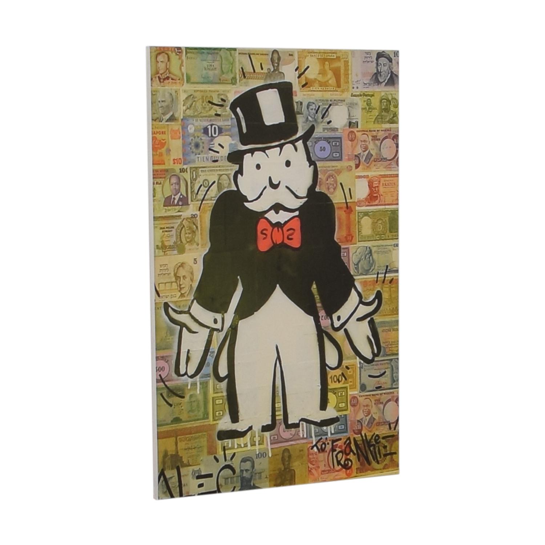 Alec Monopoly Alec Monopoly Artwork for sale