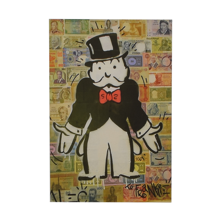 Alec Monopoly Artwork for sale