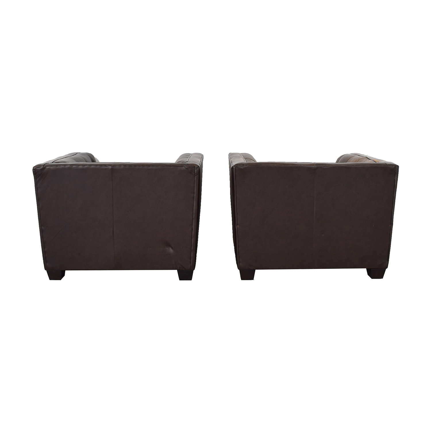 Ashley Furniture Ashley Furniture Tufted Accent Chairs used