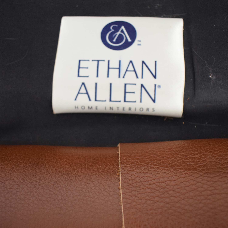 Ethan Allen Ethan Allen Bennett Roll-Arm Queen Sleeper Sofa discount