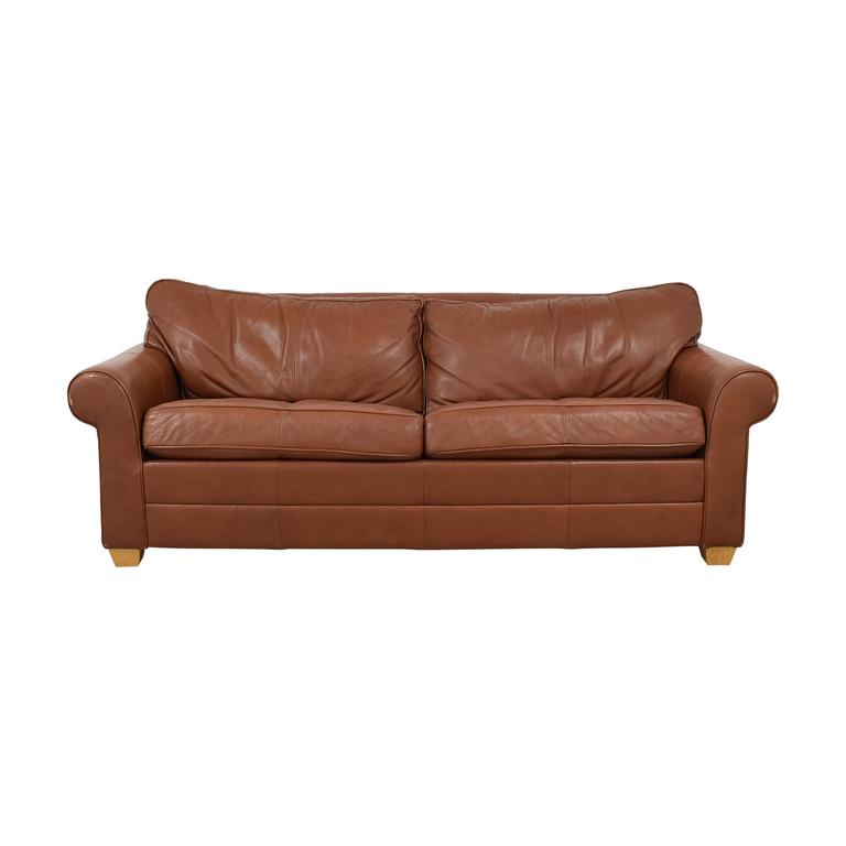 Ethan Allen Ethan Allen Bennett Roll-Arm Full Sleeper Sofa nyc