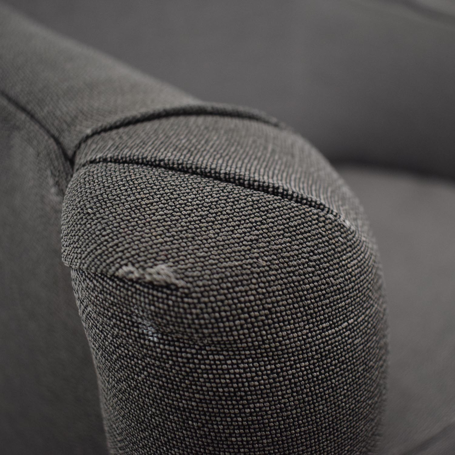Kravet Kravet Grey Wianno Accent Chairs used