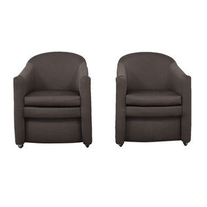 shop Kravet Kravet Grey Wianno Accent Chairs online