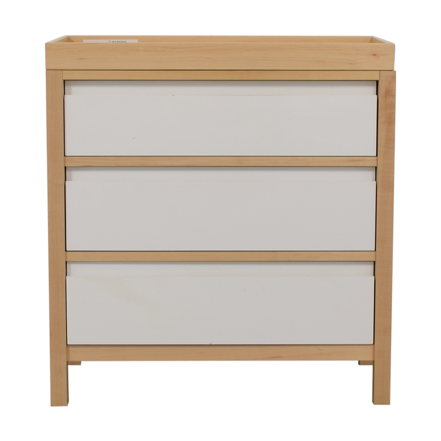 Land of Nod Land of Nod Dresser with Changing Table Top dimensions