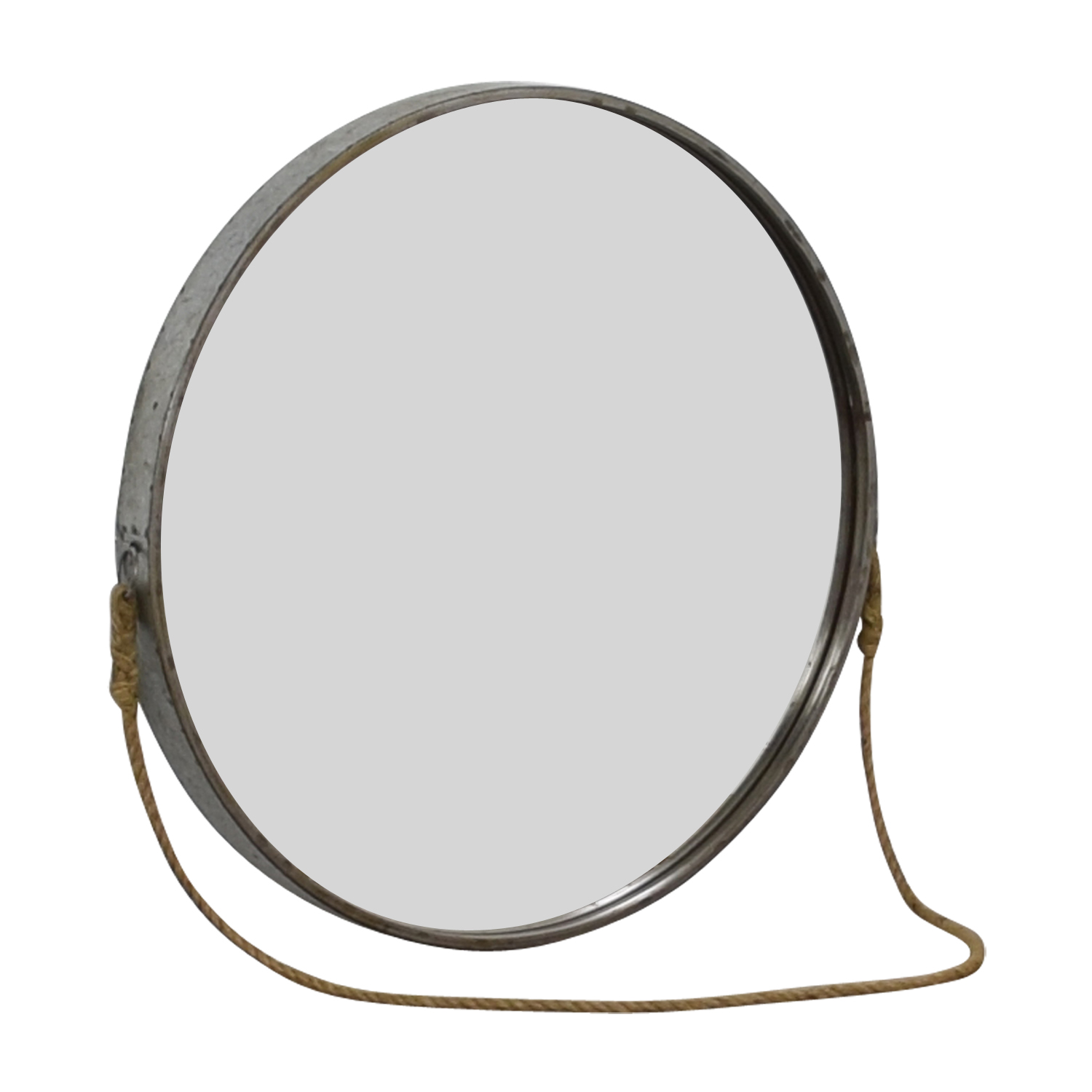 shop Bed Bath & Beyond Round Hanging Mirror Bed Bath & Beyond Decor