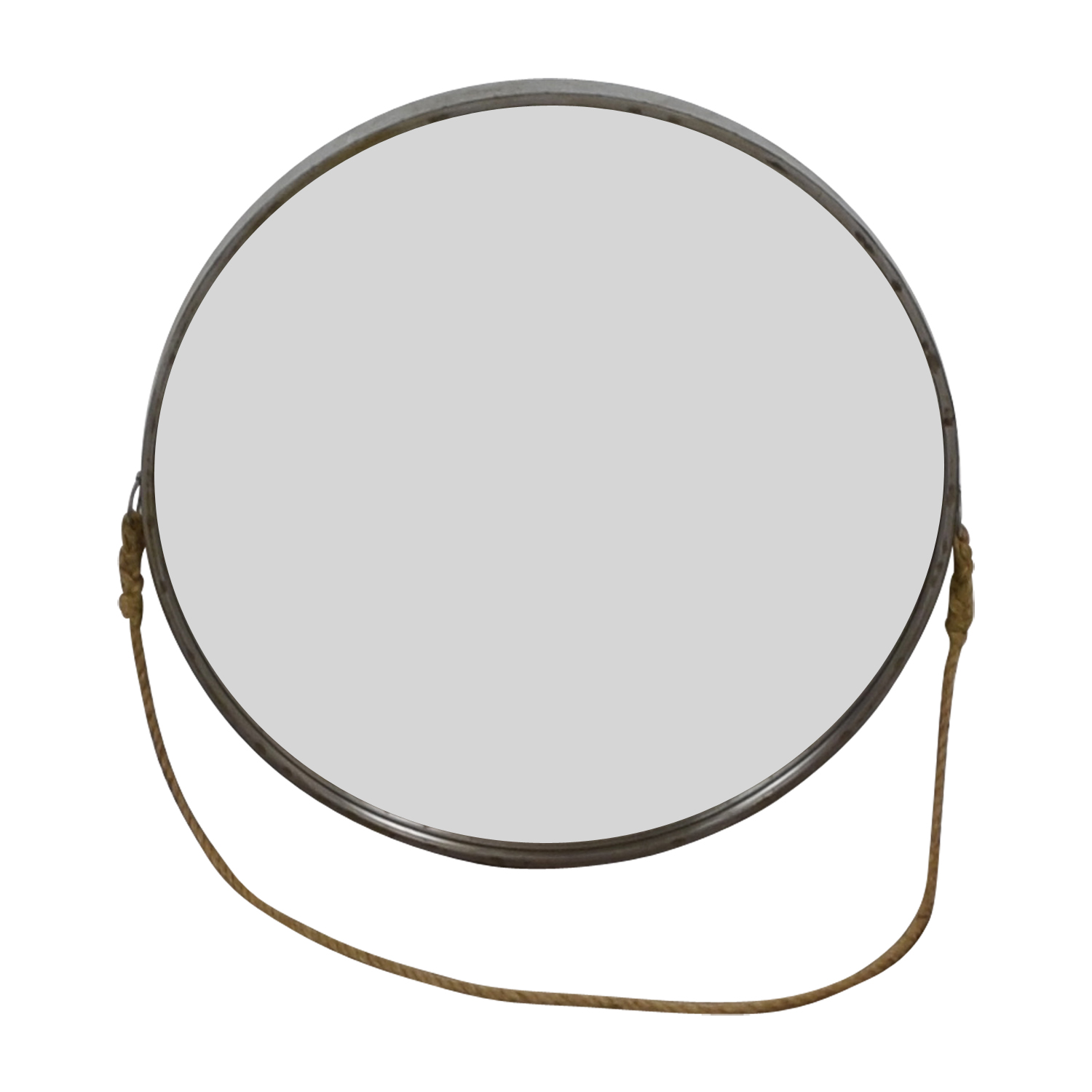 Bed Bath & Beyond Bed Bath & Beyond Round Hanging Mirror used
