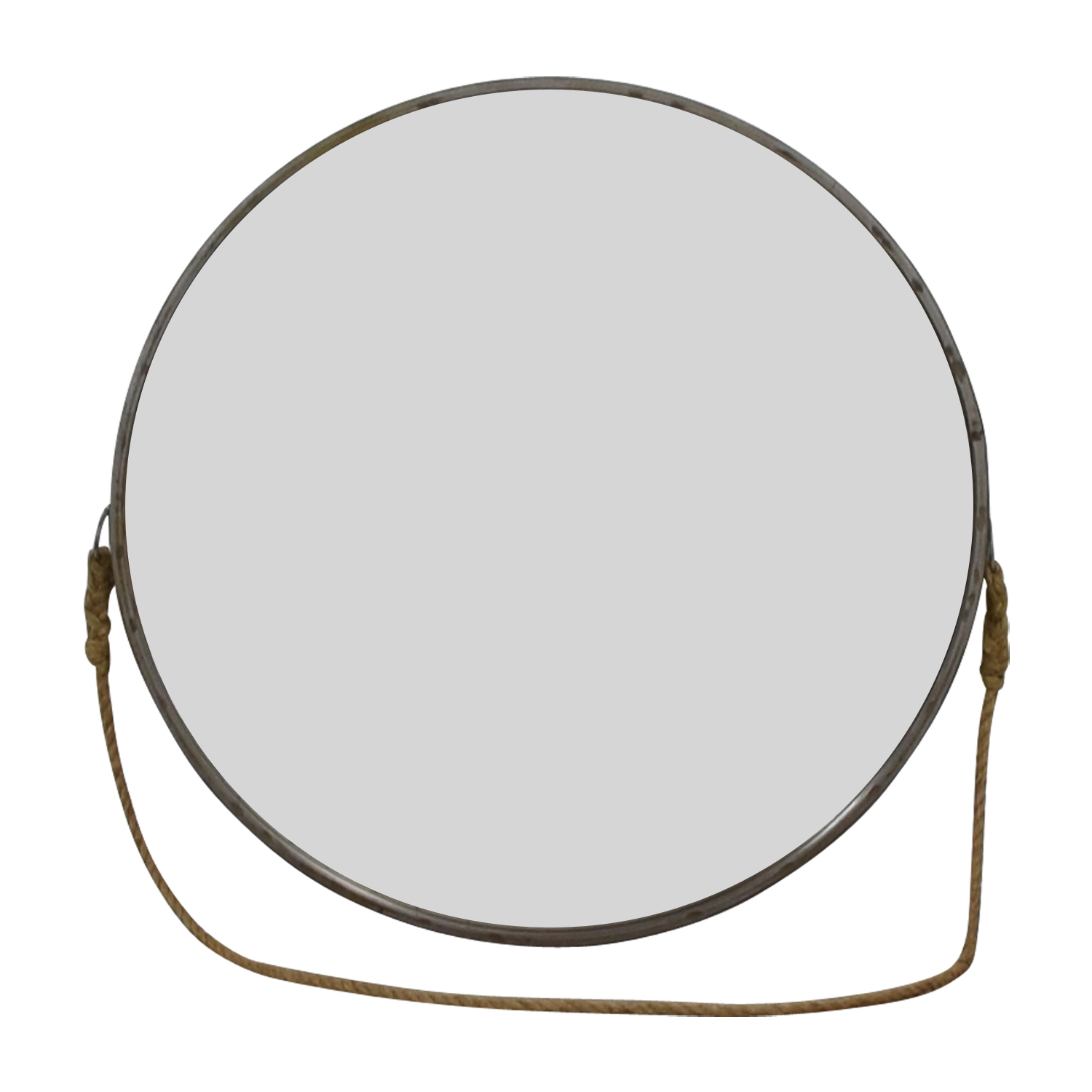Bed Bath & Beyond Bed Bath & Beyond Round Hanging Mirror coupon