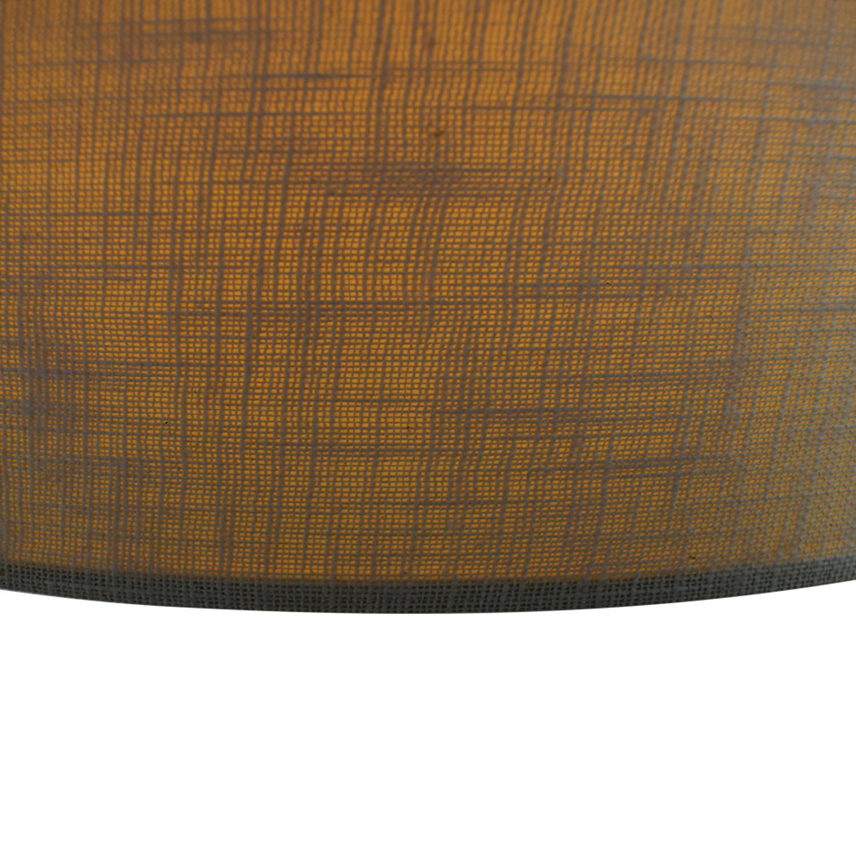 shop CB2 Big Dipper Arc Brushed Nickel Floor Lamp CB2 Lamps