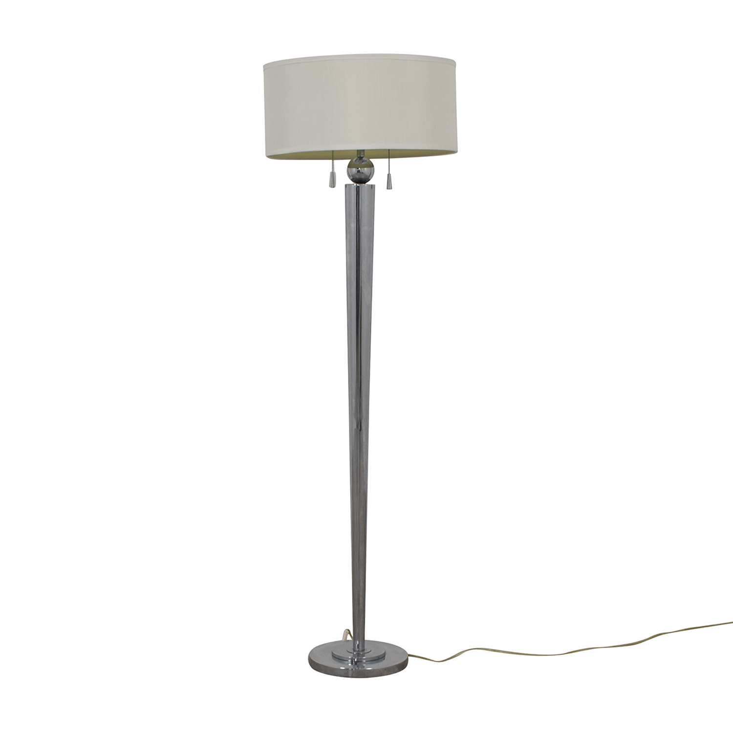 Chrome Floor Lamp price