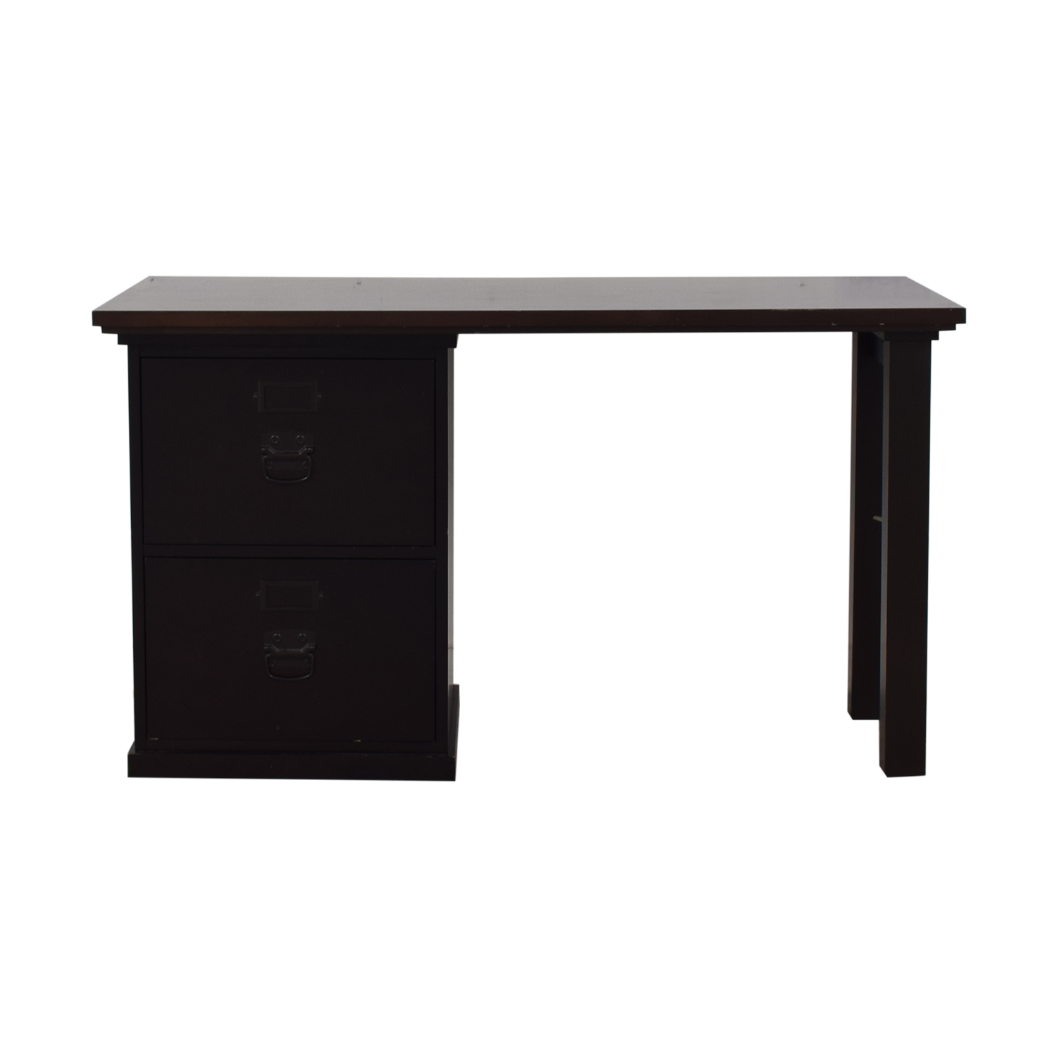 Pottery Barn Pottery Barn Two Drawer Desk price