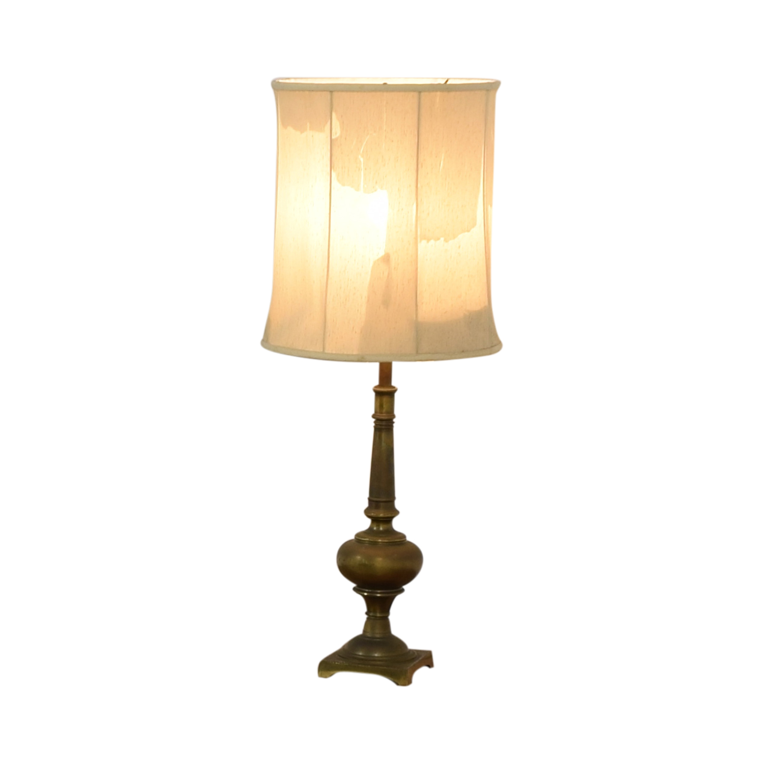 Metal Table Lamp second hand