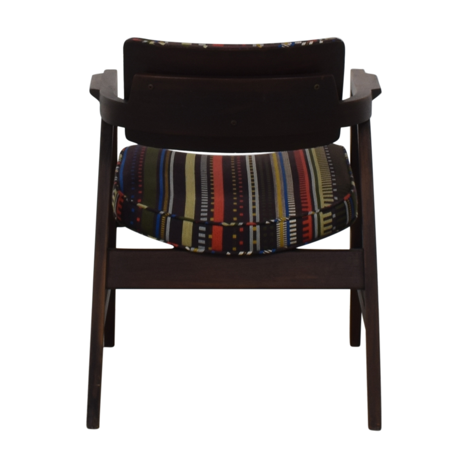 Paul Smith Multi-Color Striped Accent Chair Paul Smith
