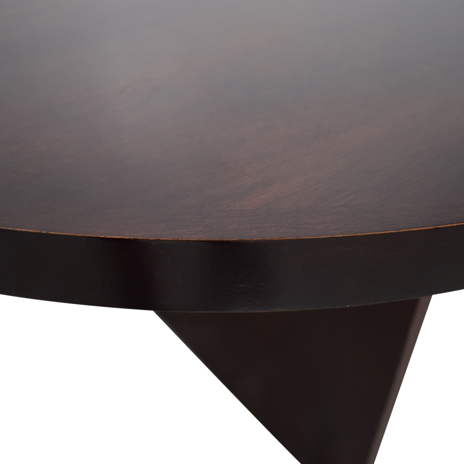 HON Furniture Oval Wood Conference Room Table / Utility Tables