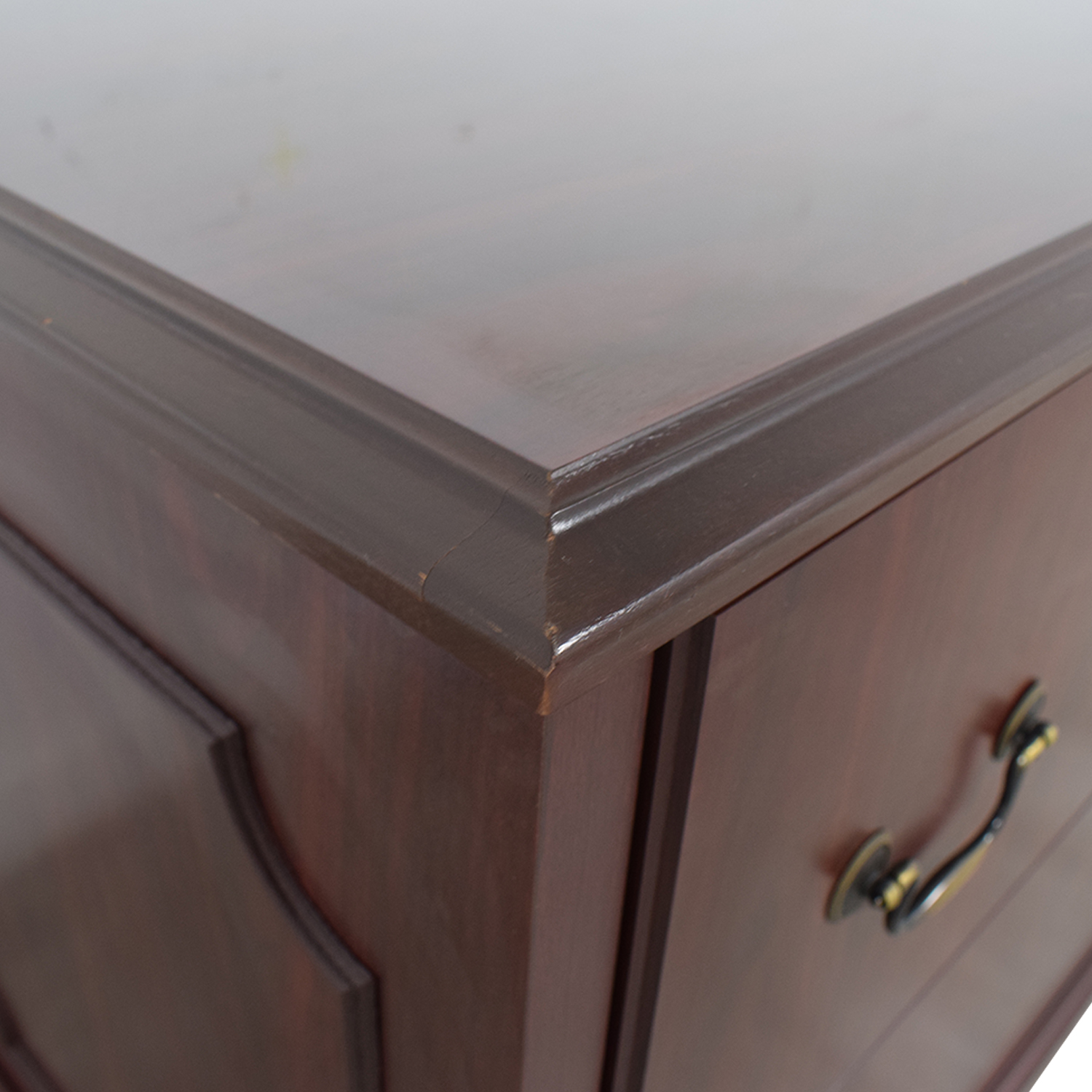 HON Two-Drawer File Cabinet HON