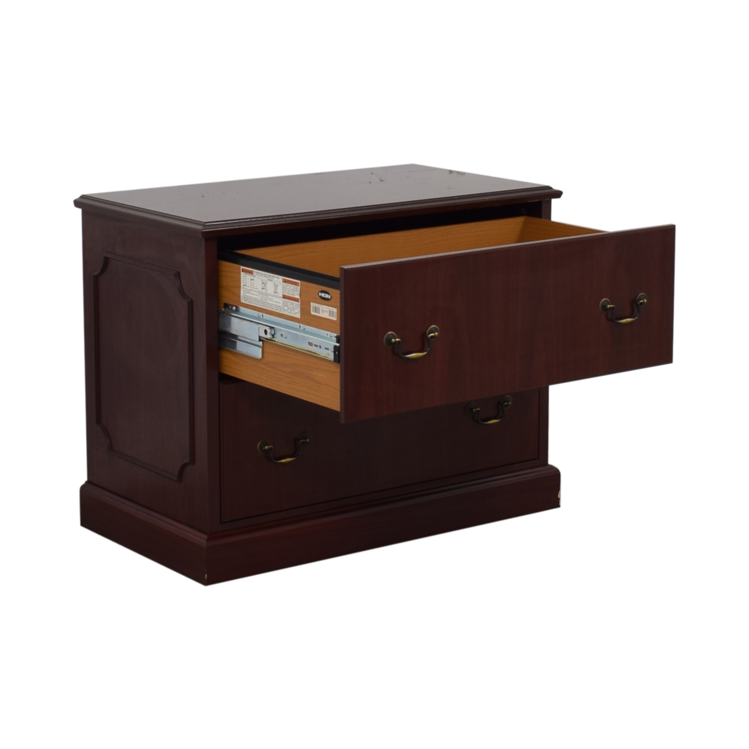 HON HON Two-Drawer File Cabinet Storage