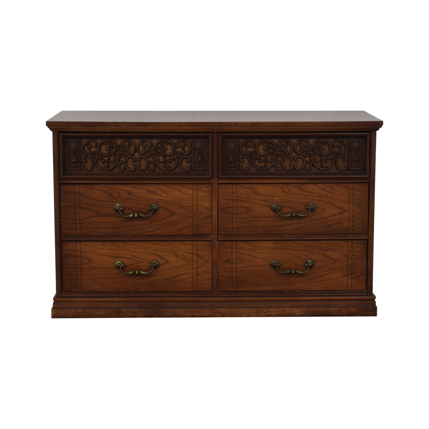 Bassett Furniture Bassett Furniture Six Drawer Dresser price