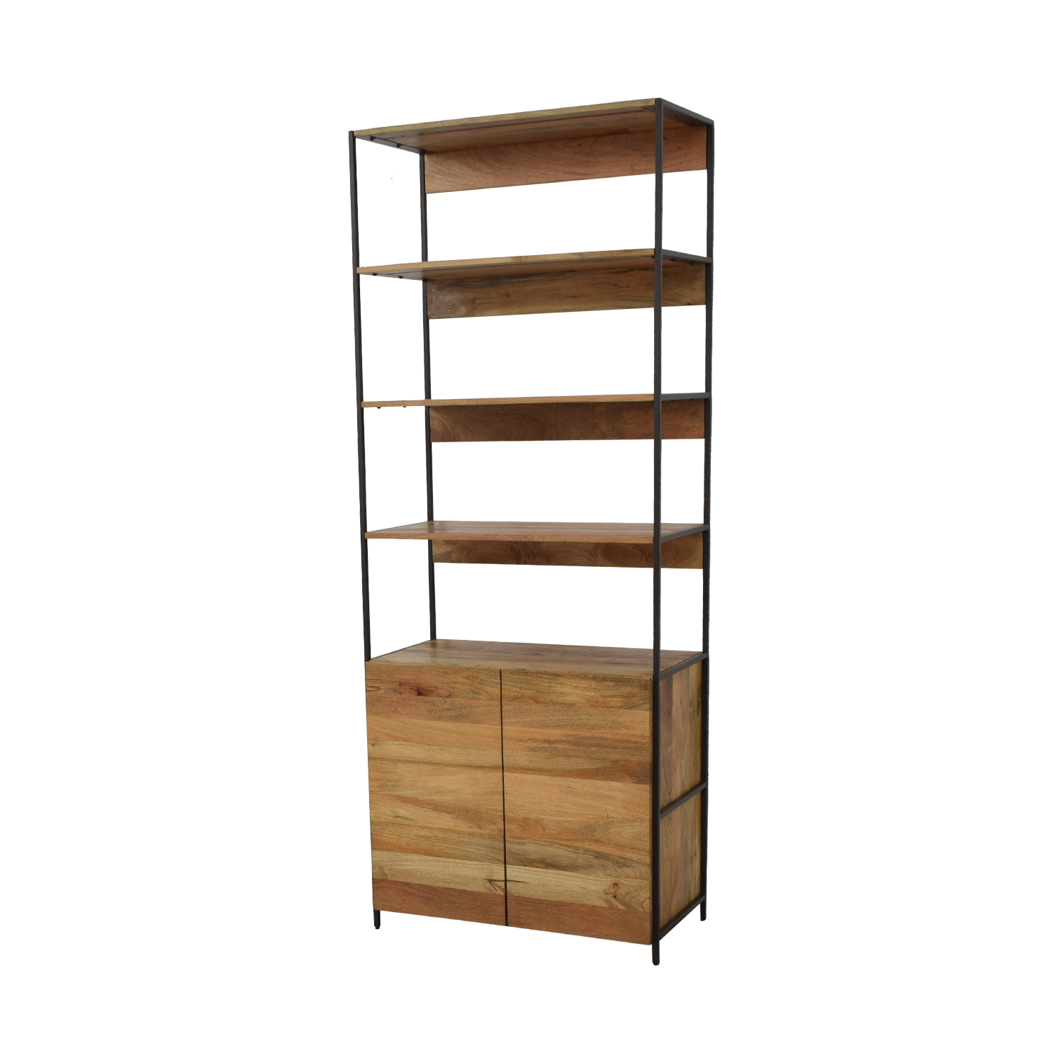 West Elm Industrial Modular Closed Storage sale