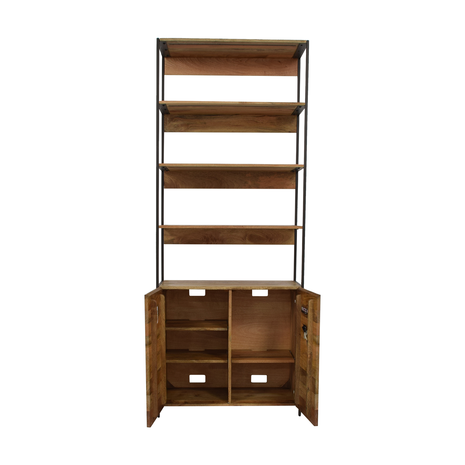 buy West Elm Industrial Modular Closed Storage West Elm