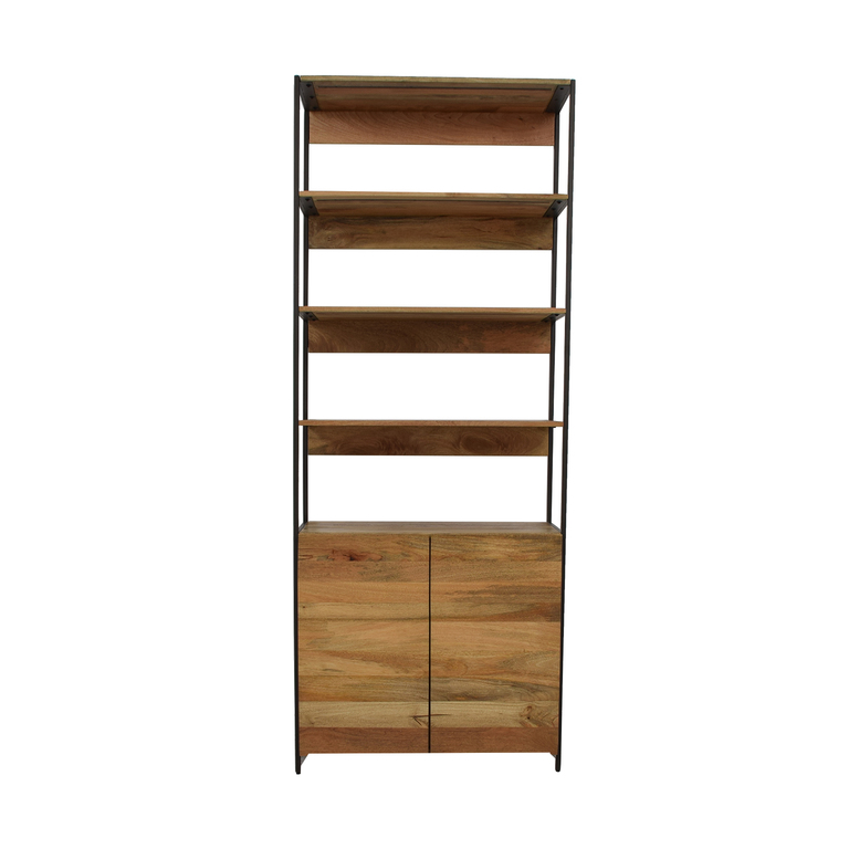 shop West Elm West Elm Industrial Modular Closed Storage online