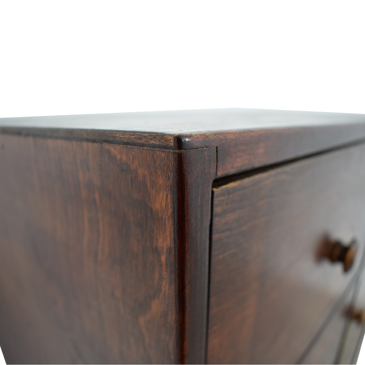 Six-Drawer and Shelving Clothing Armoire or Tall Dresser sale