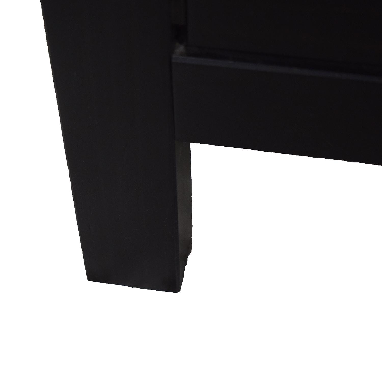 shop IKEA Two-Drawer TV Stand IKEA Media Units