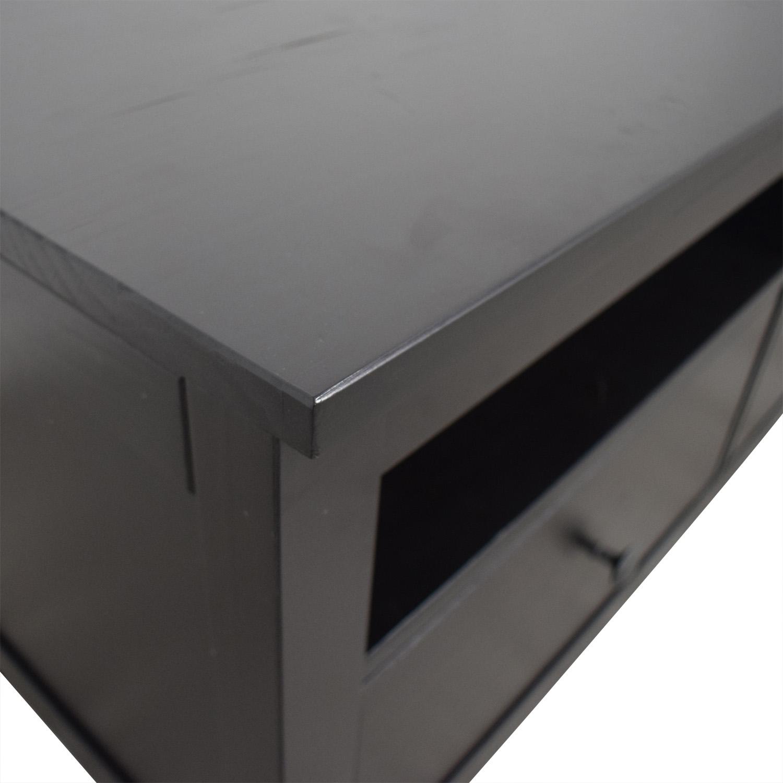 IKEA IKEA Two-Drawer TV Stand Storage