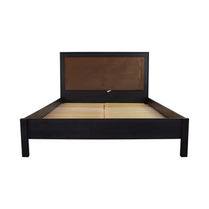 Baronet Baronet Brown Queen Bed for sale