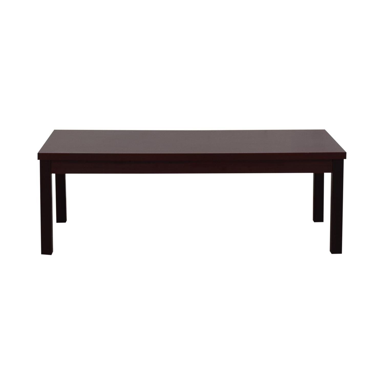 HON Furniture HON Furniture Coffee Table used