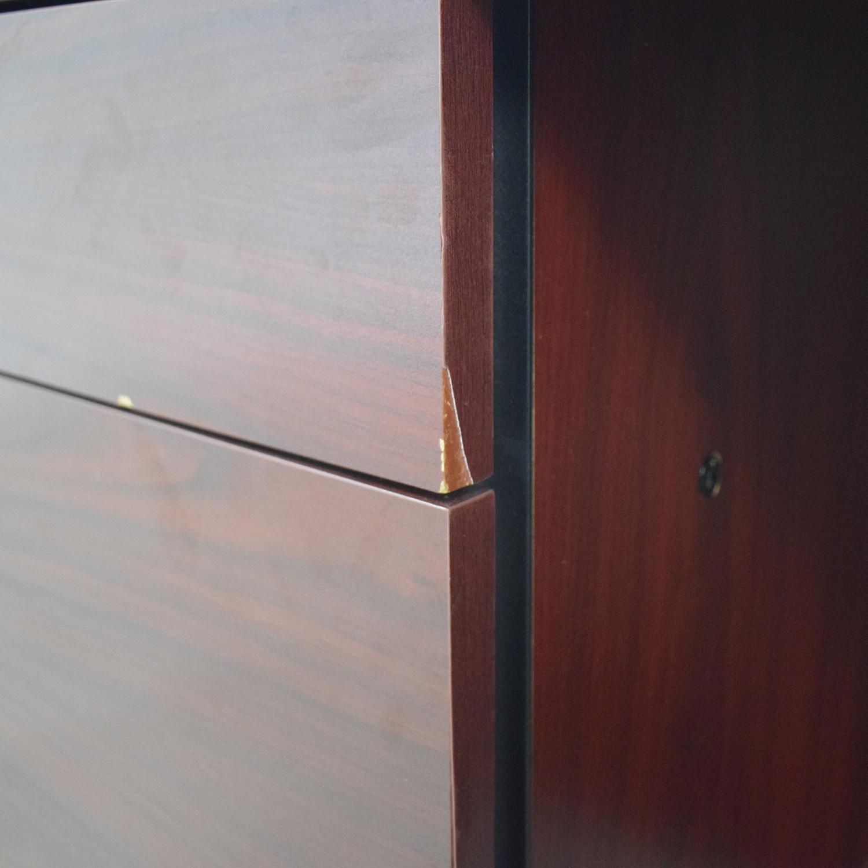 Hon Hon Four-Drawer Desk for sale