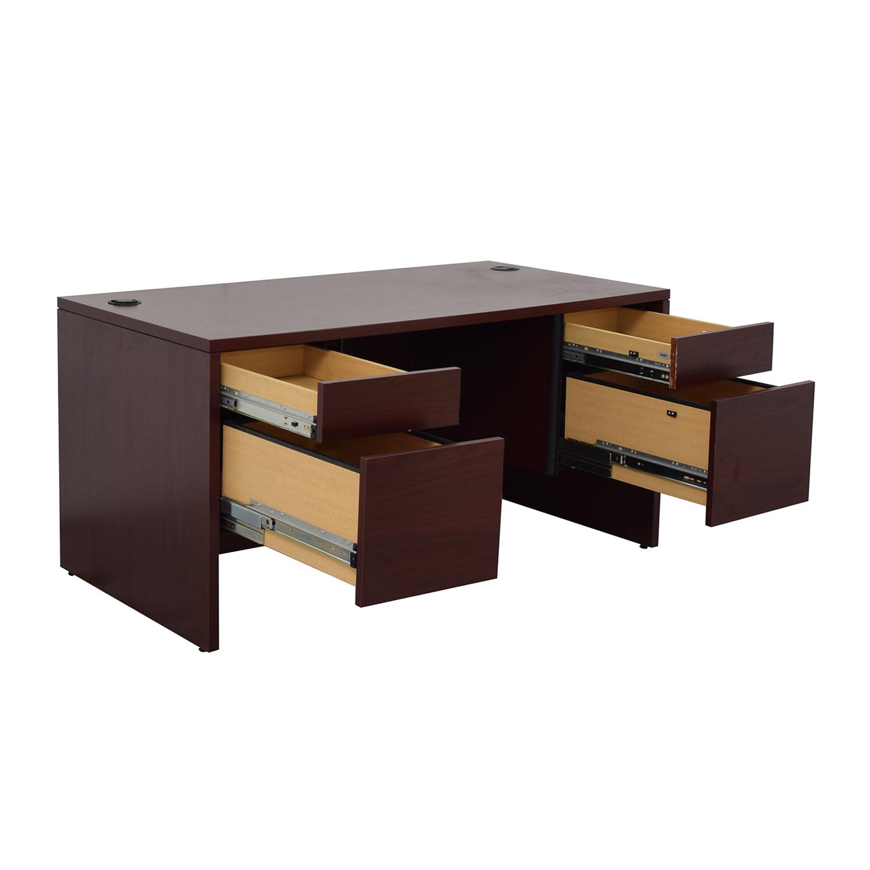 Hon Hon Four-Drawer Desk Tables