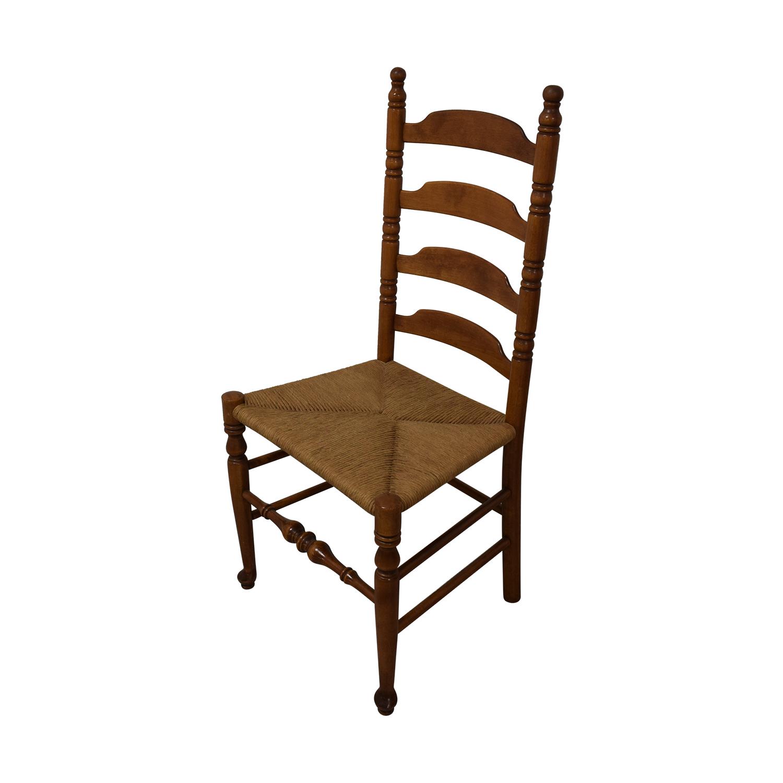 buy Ethan Allen Extendable Wood Pedestal Dining Set Ethan Allen