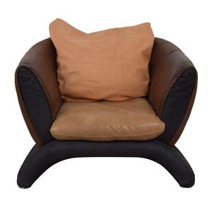 Koinor Koinor Brown Multi-Colored Love Seat price