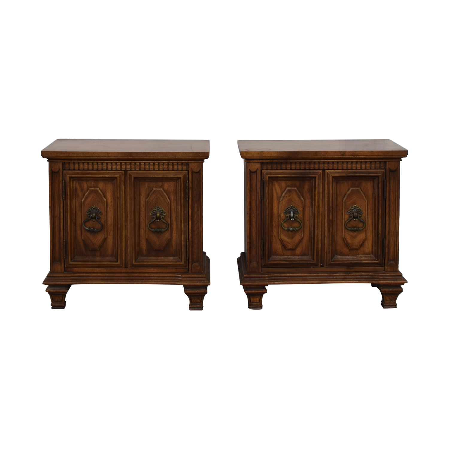 shop Albe Furniture Wood Storage End Tables Albe Furniture Tables