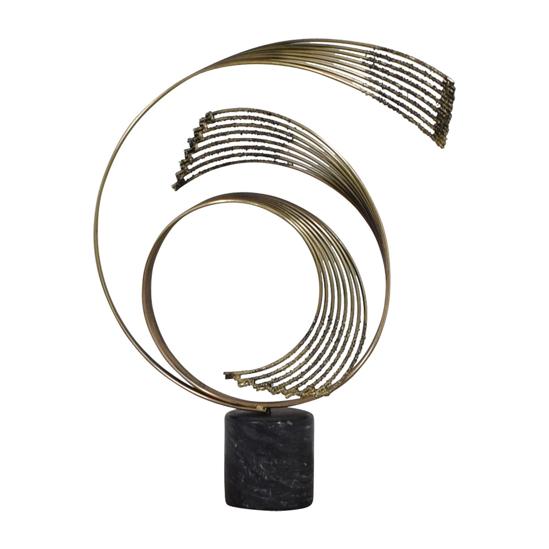 buy Bending Rod Sculpture