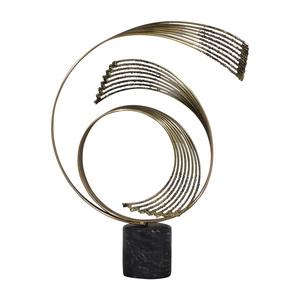 Bending Rod Sculpture / Decor