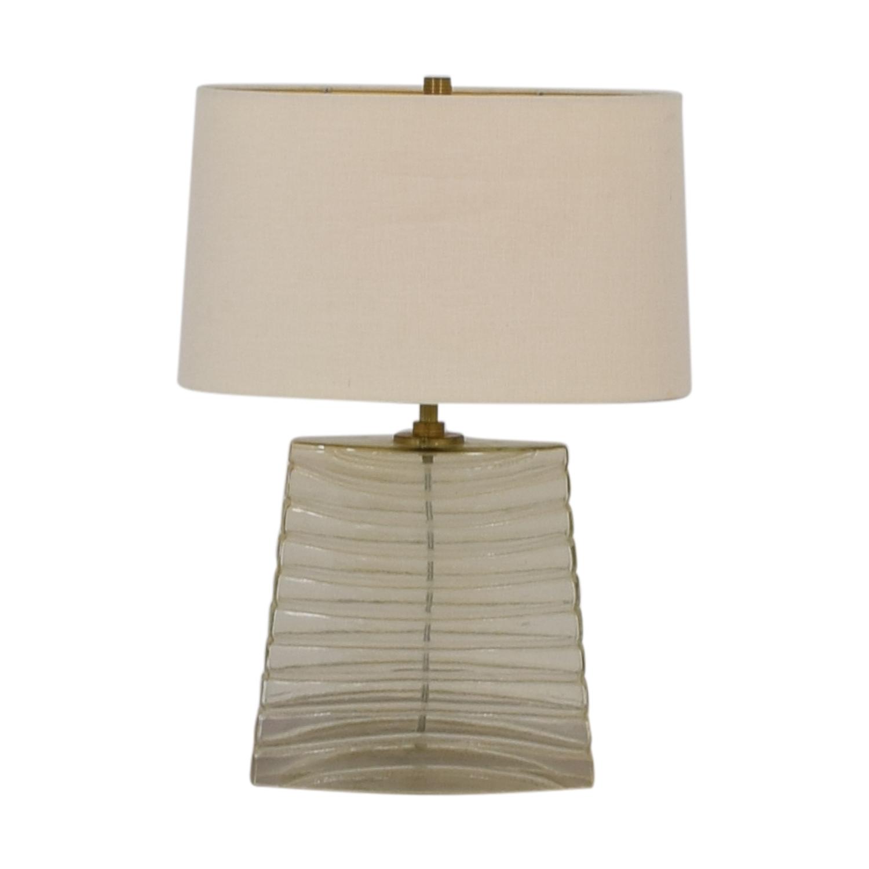 60 Off Crate Barrel Table Lamp Decor