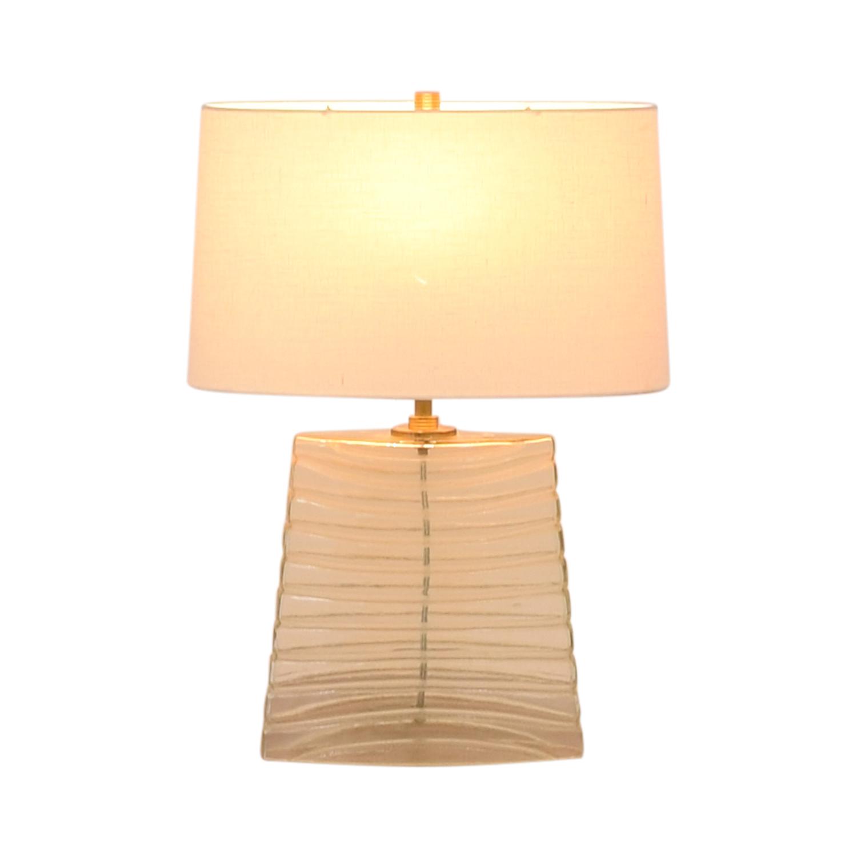 Crate & Barrel Crate & Barrel Table Lamp nj
