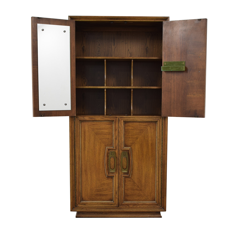 buy Unique Furniture Unique Furniture Wood Four-Drawer Armoire online