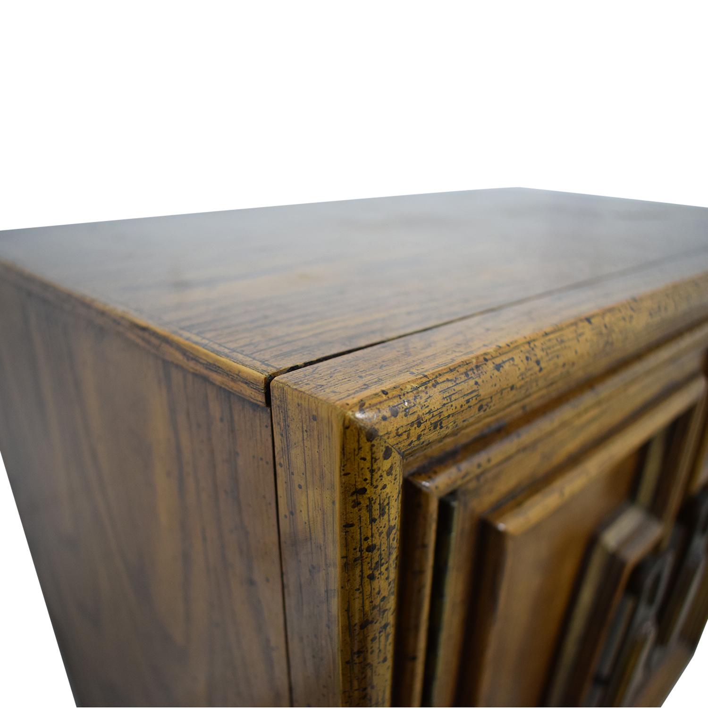 Single Drawer Wood Night Table price