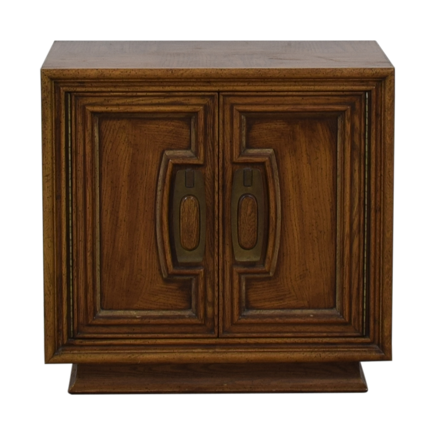 Single Drawer Wood Night Table / End Tables