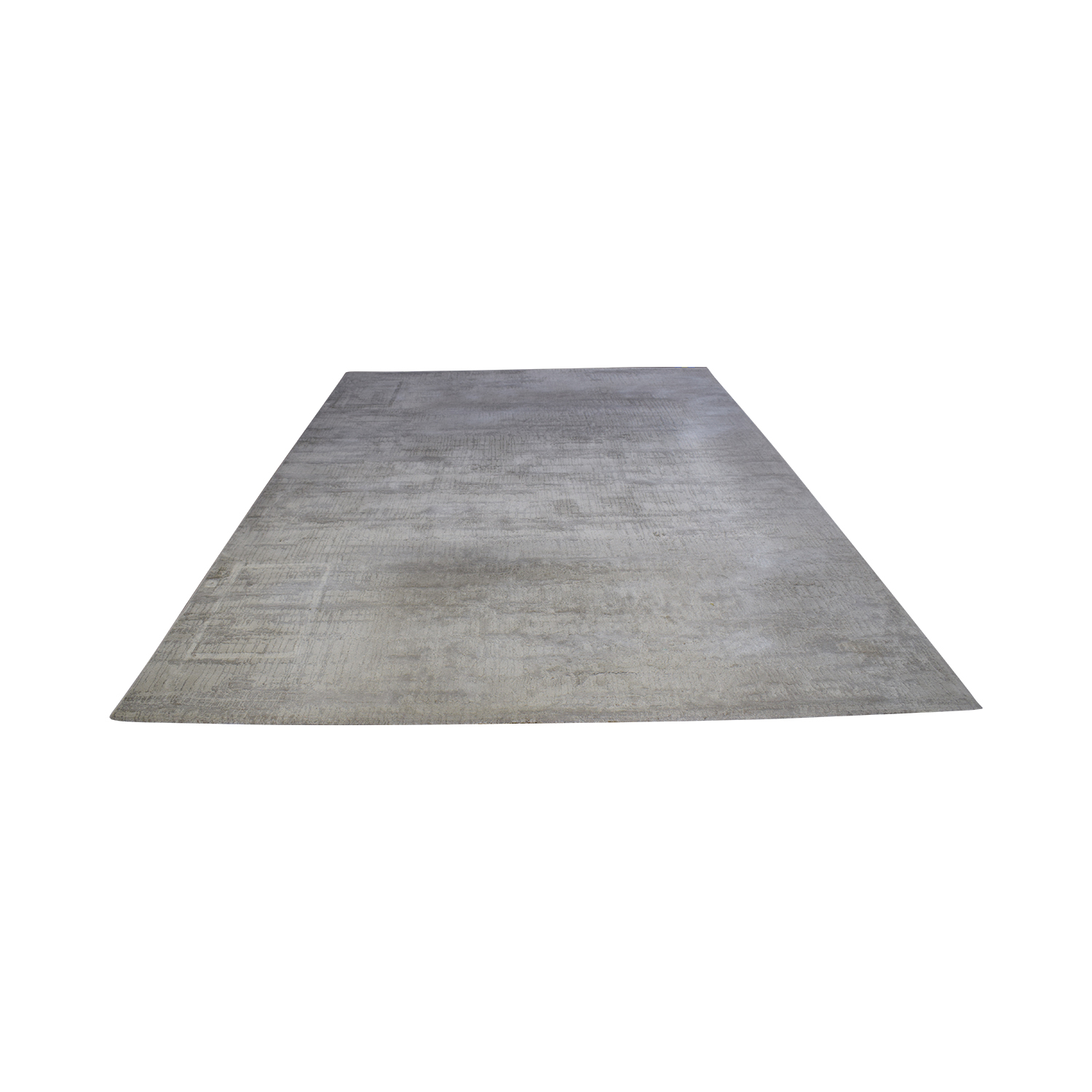 Beige and Grey Rug for sale