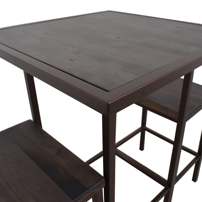 90% OFF   Battaglia Bar Height Kitchen Dining Set / Tables