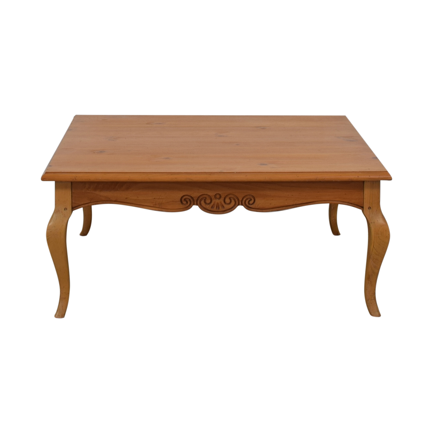 Lane Furniture Lane Furniture Wood Square Coffee Table on sale
