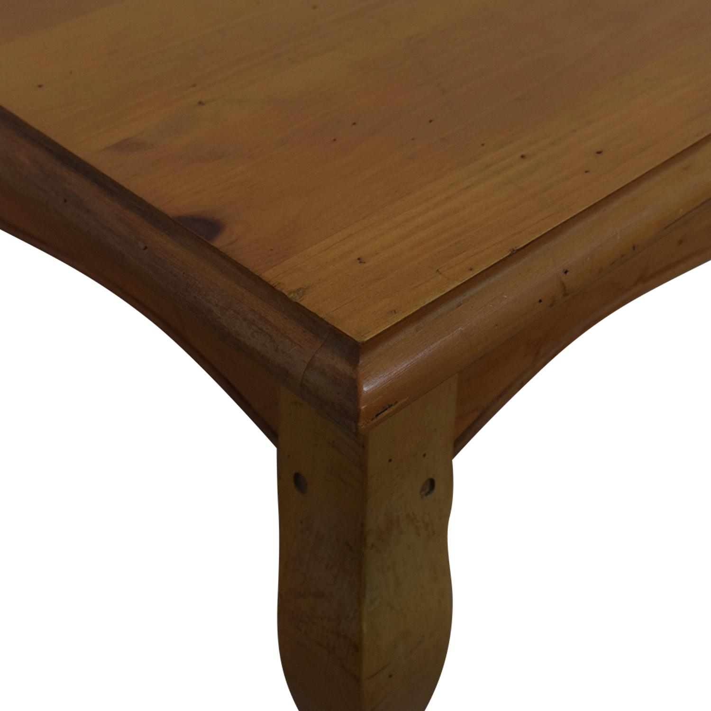 Lane Furniture Wood Coffee Table: Lane Furniture Lane Furniture Wood Square Coffee