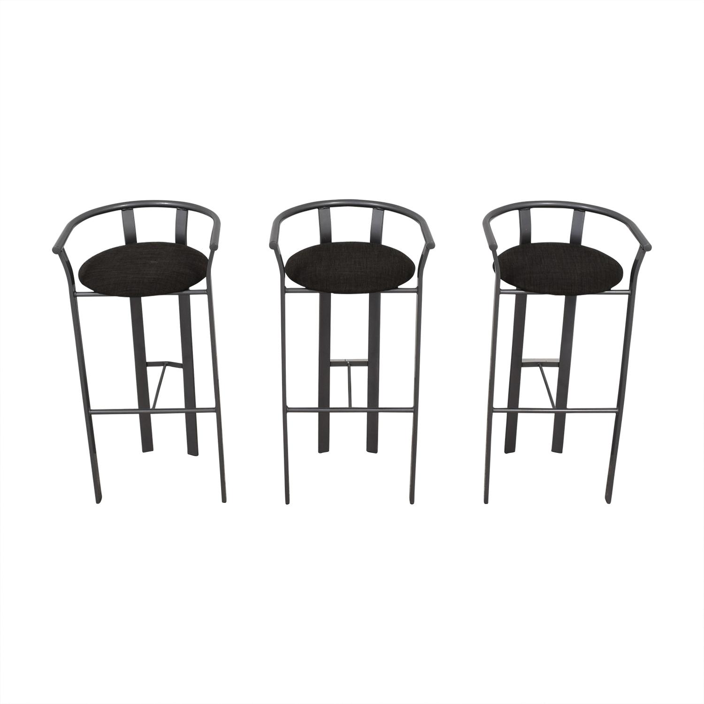 Gray Bar Stools / Chairs